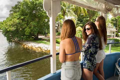 Fort Lauderdale: Jungle Queen Morning Sightseeing Cruise