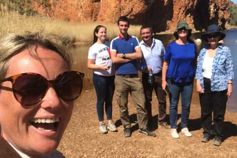 West MacDonnell Ranges Small Group Tour