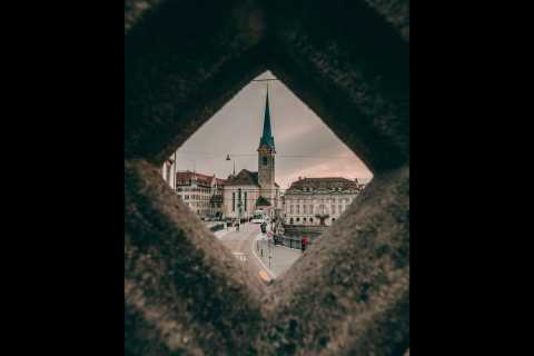 Secret Doors of Zurich Discovery Walk