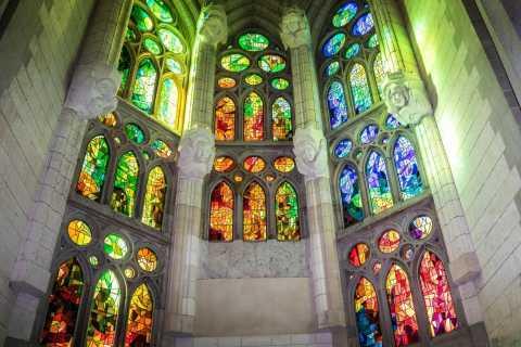 Barcelona: Tour e Entrada Sagrada Família Sem Fila