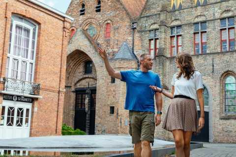Excursão Kickstart de 90 minutos em Bruges