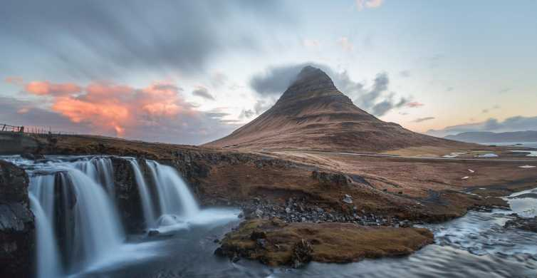 Snaefellsnes Peninsula and Kirkjufell Small-Group Tour