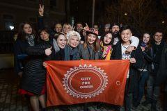 Maratona de Bares em Moscou