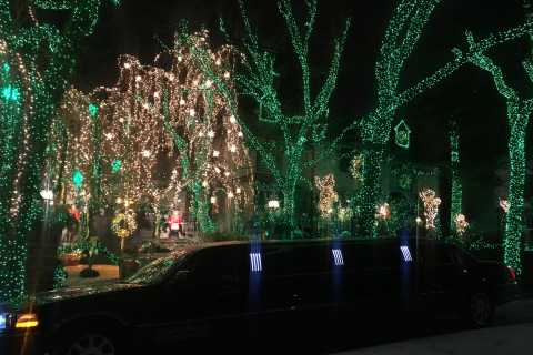 From Manhattan: Private Brooklyn Christmas Tour by Limousine