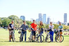 O Melhor de Brisbane: Excursão de Bicicleta