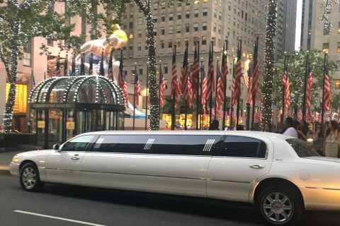 New York: JFK Airport Private Limousine Transfer