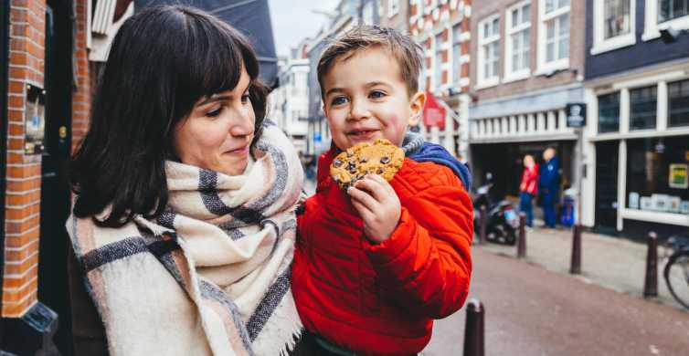 Amsterdam: Must-Do Private Family Tour