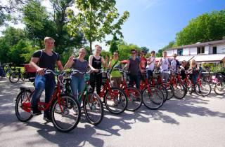 Amsterdam auf zwei Rädern: Sightseeing-Tour mit dem Rad