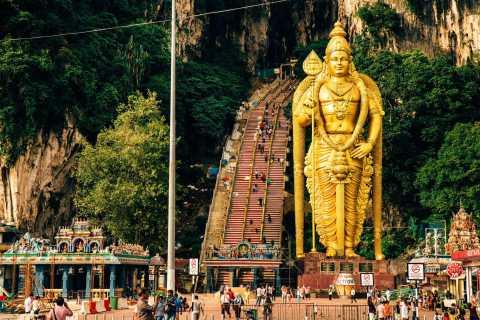 From Kuala Lumpur: Batu Caves and Little India Tour