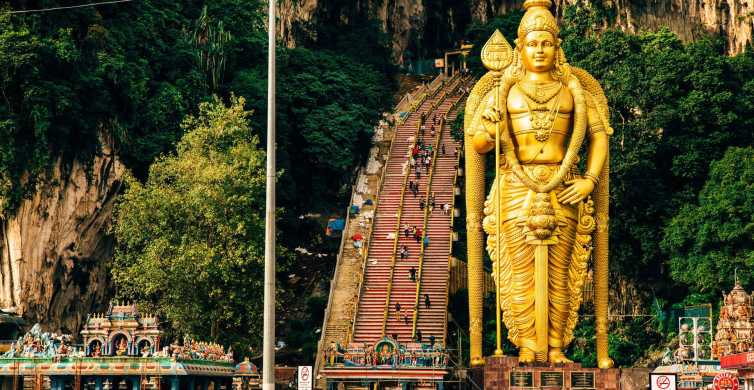 From Kuala Lumpur: Batu Caves and Little India Tour