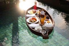 Ubud: Café da Manhã Flutuante e Experiência em Balão de Ar Quente