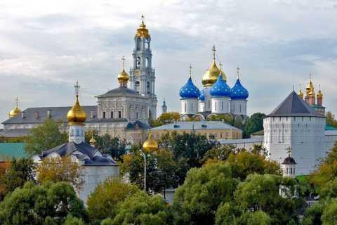 Sergiev Posad: tour da Mosca