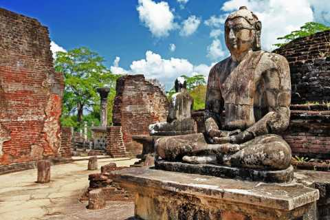 Day Trip to the Ancient Capital of Polonnaruwa From Colombo