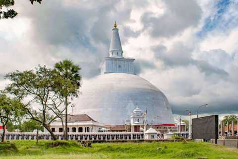 Day Trip to UNESCO City Anuradhapura From Colombo