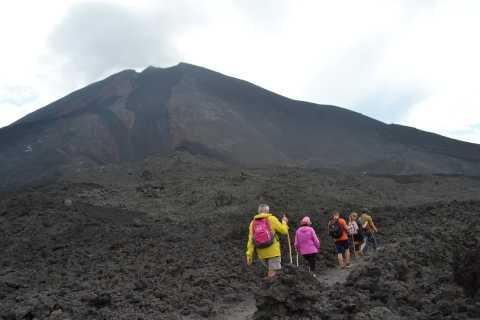 Pacaya Volcano Hike from Quetzal Port