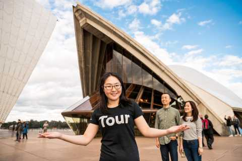 Sydney Opera House Tour in Mandarin