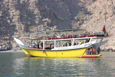 Dubai: Full-Day Sea Safari to Musandam