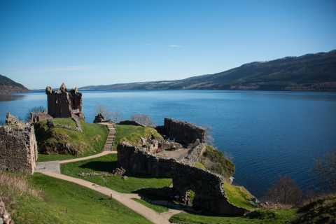 Из инвернесса: круиз по озеру Лох-Несс и замок уркарт