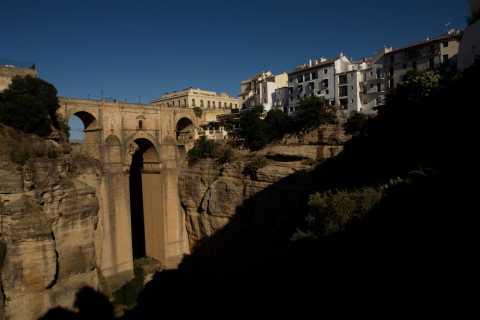 Costa del Sol and Malaga: Ronda and Setenil de las Bodegas