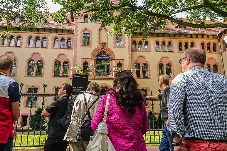 Sowjetisches Potsdam: Private Tour in der Verbotenen Stadt