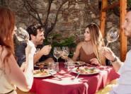 Taormina: 2,5-stündiger Food- und Wein-Rundgang