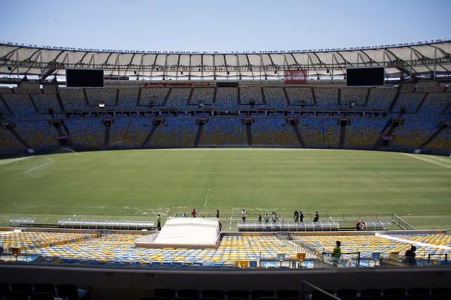 Maracana Stadium 3-Hour Behind-the-Scenes Tour