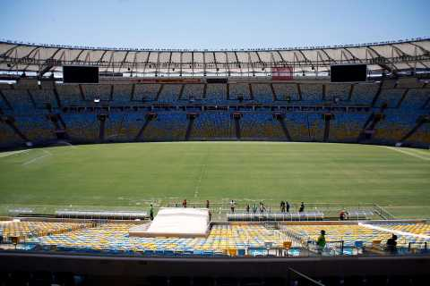 Maracana Stadium 3-Hour Behind-the-Scenes Tour