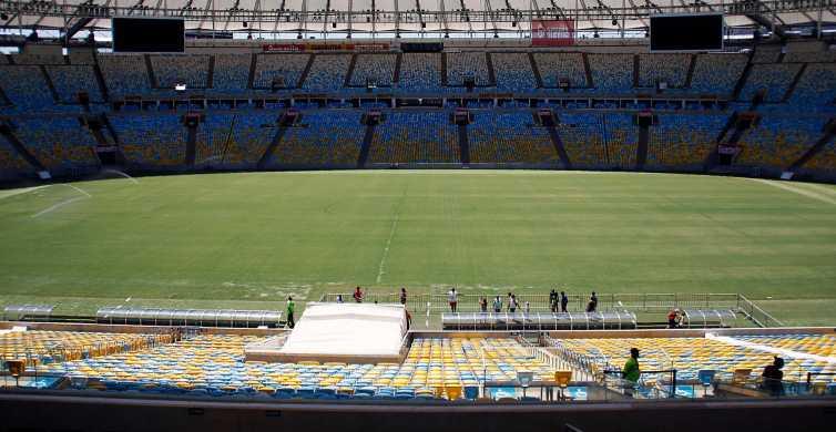 Stade Maracanã: visite guidée de 3h des coulisses