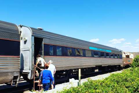 From Scottsdale/Phoenix: Verde Canyon Rail Day Tour