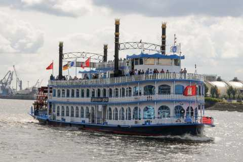 Hamburg: 1-Hour Harbor Cruise