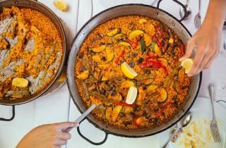 Valencia: Märkte & Paella Private Foodie Tour