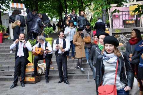Paris: Montmartre 3-Hour Challenge Course