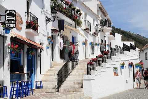 Mijas, Marbella & Puerto Banús From Málaga