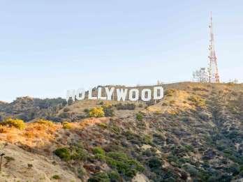 Los Angeles: Hollywood Sign Kleingruppentour per Luxusvan