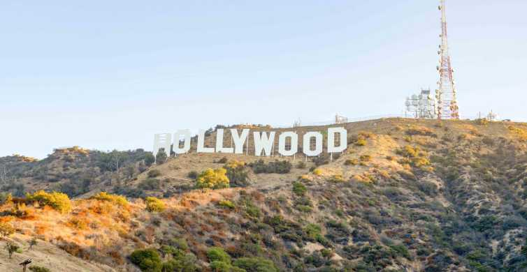 Los Angeles: Hollywood Sign Small Group Tour in Luxury Van
