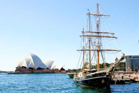 Sydney Harbour: Tall Ship Afternoon Cruise