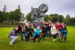 Reykjavik: Excursão a Pé Elfos e Trolls da Islândia