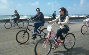 Tel Aviv: Private Bike Tour