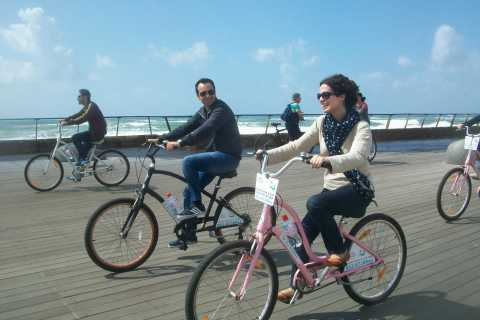 Tel Aviv: Privat cykeltur