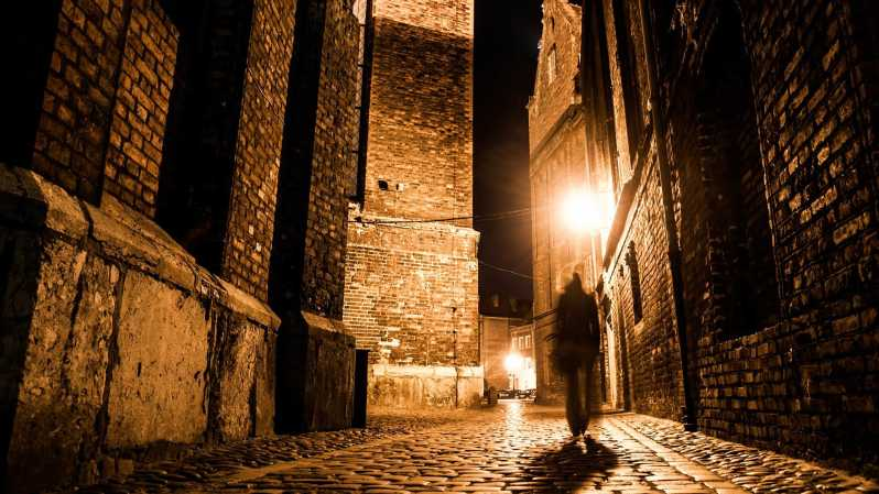 Haunted London And Jack The Ripper Tour With Fish And Chips Getyourguide