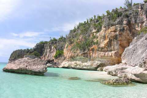 Bahía de las Aguilas: Strand-Tagesausflug mit dem Boot