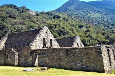 Choquequirao: 5-Day Trek to the Lost City of the Incas