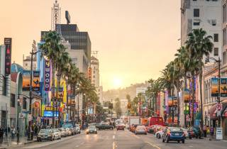Hollywood: Cannabis-Tour