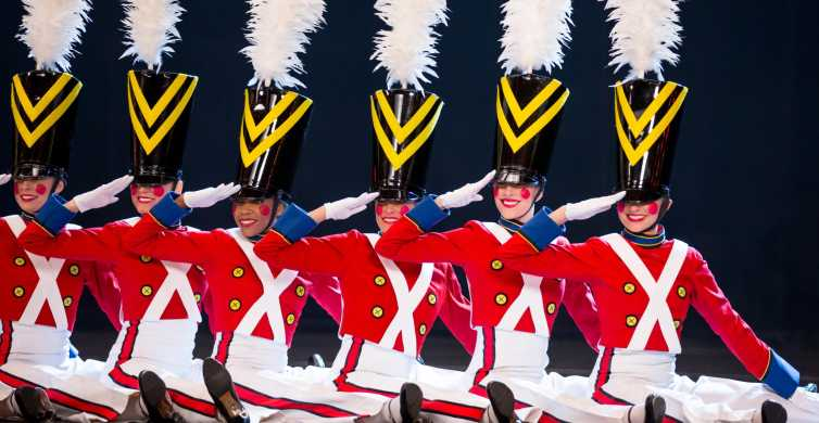 Radio City Christmas Spectacular and Holiday Window Tour