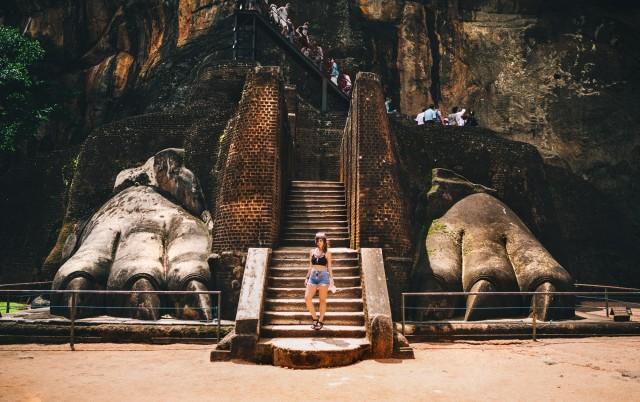 Van Negombo: dagtrip naar Sigiriya en Dambulla