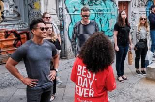 Berlin Kreuzberg: 3-stündige Genuss- & Street-Art-Tour