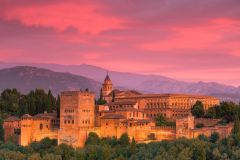 Alhambra: Palácios Nasridas e Generalife com Guia de Áudio