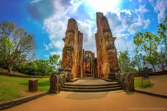 Dagtrip naar de UNESCO-stad Anuradhapura vanuit Negombo