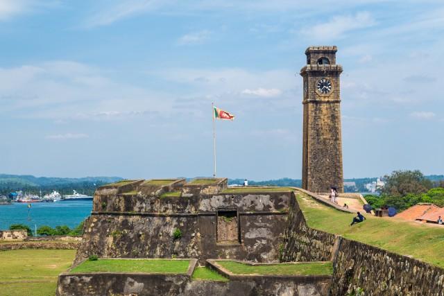 Bentota Water Sports en Galle City Tour vanuit Negombo