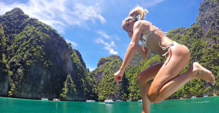 Phuket: Phi Phi, Maya, Bamboo, and Maiton Island Day Trip